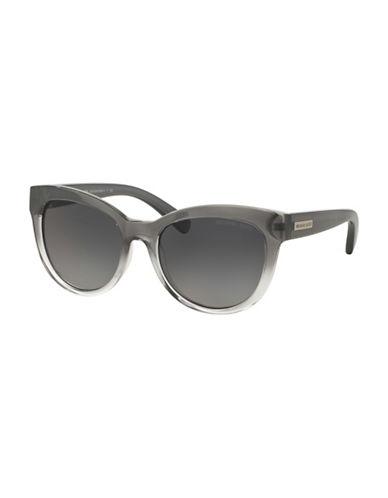 Michael Kors Mitzi I 53mm Cat-Eye Sunglasses-GREY-53 mm