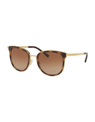 Michael Kors 0MK1010 54mm Phantos Sunglasses-BROWN-One Size