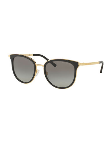 Michael Kors 0MK1010 Gradient Lens 54mm Sunglasses-GOLD-One Size