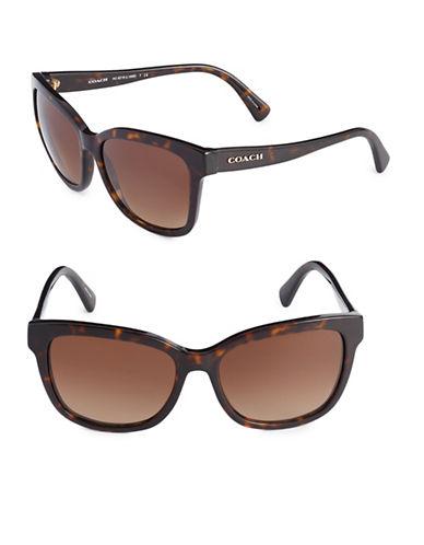 Ray-Ban 60mm Tortoiseshell Wayfarer Sunglasses-BROWN-61 mm