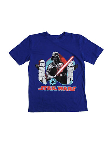Jcorp Star Wars Graphic Tee-BLUE-X-Large 88768792_BLUE_X-Large