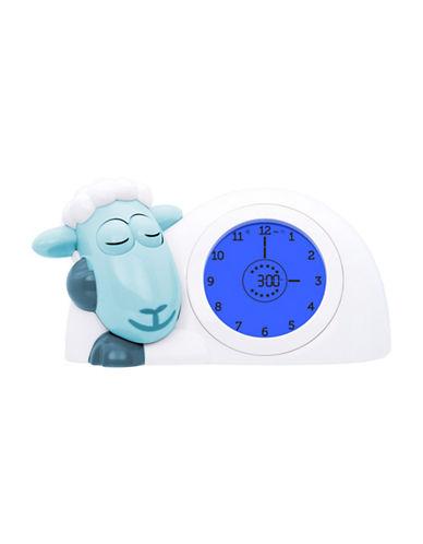 Zazu Lamb Sleeptrainer and Nightlight-BLUE-One Size