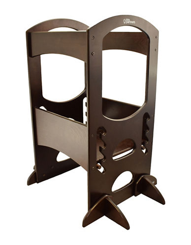 Little Partners Original Learning Tower-BROWN-One Size