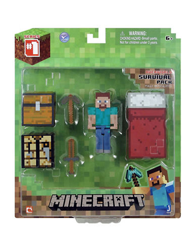 Minecraft Core Player Overload Survival Pack-MULTI-One Size 88696032_MULTI_One Size