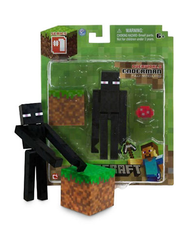 Minecraft Overworld Enderman Pack-MULTI-One Size 88696034_MULTI_One Size
