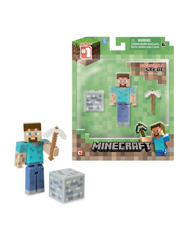 Minecraft Overworld Steve Pack-MULTI-One Size 88696035_MULTI_One Size