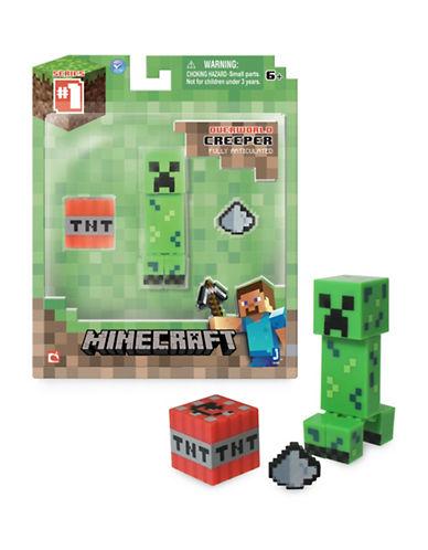 Minecraft Overworld Creeper Set-MULTI-One Size