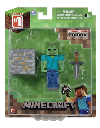 Minecraft Overworld Core Zombie Pack-MULTI-One Size