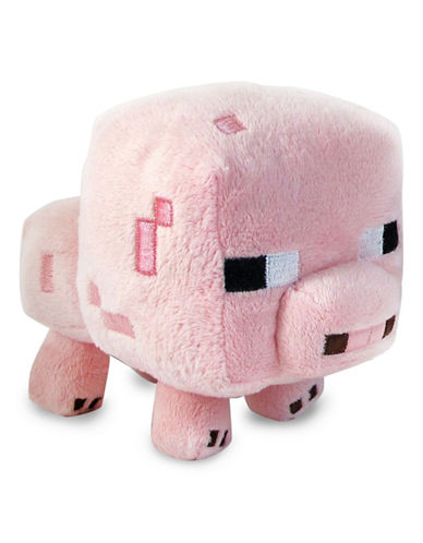 Minecraft Pig Plush Doll-MULTI-One Size 88696044_MULTI_One Size