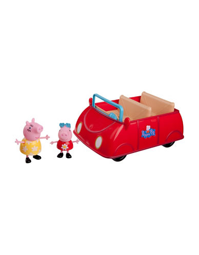 Peppa Pig Peppa Pig Peppa Red Car-MULTI-One Size
