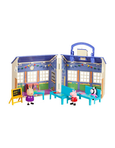 Peppa Pig Peppa Pig Peppa Schoolhouse Playset-MULTI-One Size