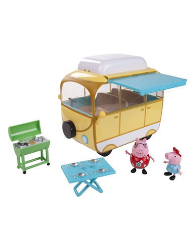 Peppa Pig Peppa Pig Family Campervan-MULTI-One Size