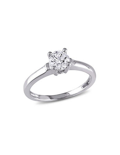 Concerto 14K White Gold 0.75 tcw Diamond Ring-WHITE GOLD-6