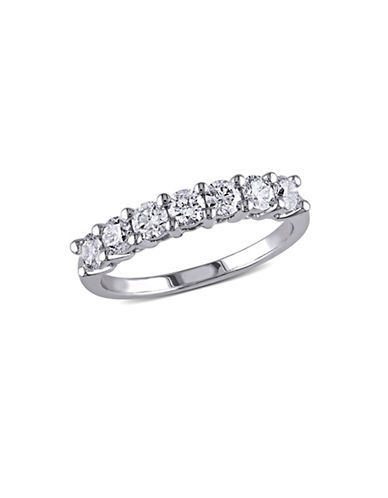 Concerto 14K White Gold 1.0 tcw Diamond Ring-WHITE GOLD-8