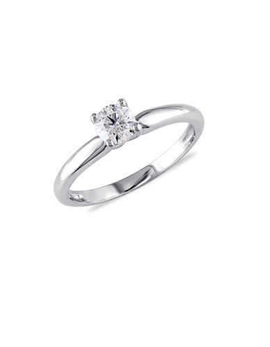 Concerto 14K White Gold 0.75 tcw Diamond Ring-WHITE GOLD-9