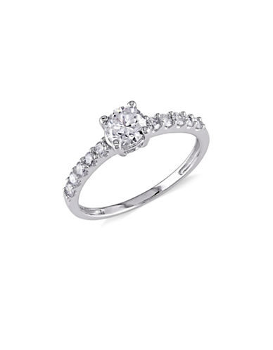Concerto 14K White Gold 0.75 tcw Diamond Ring-WHITE GOLD-7