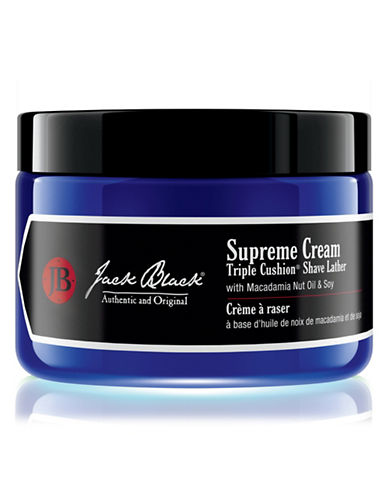 Jack Black Supreme Cream Shave Lather 9.5 oz-NO COLOUR-300 ml