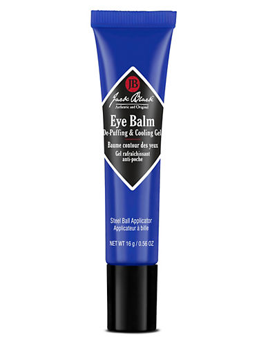 Jack Black Eye Balm De-Puffing and Cooling Gel-NO COLOUR-15 ml