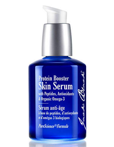 Jack Black Protein Booster Skin Serum with Peptides  Antioxidants and Organic Omega-3-NO COLOUR-0