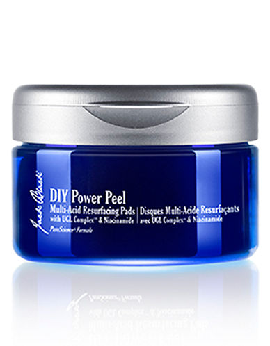 Jack Black DIY Power Peel Multi-Acid Resurfacing Pads with UGL Complex and Niacinamide-NO COLOUR-0