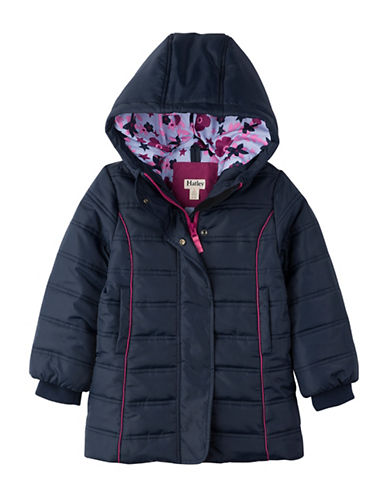 Hatley Regular Fit Puffer Jacket-BLUE-4
