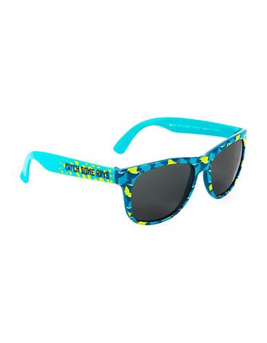 Hatley Catch Some Rays Wayfarer Sunglasses-BLUE-One Size