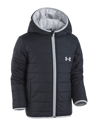 Under Armour Feature Puffer-BLACK-4
