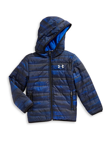 Under Armour Speedlines Reversible Puffer Jacket-BLUE-7