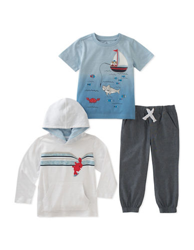 Kids Headquarters Three-Piece Sailing Set-ASSORTED-7