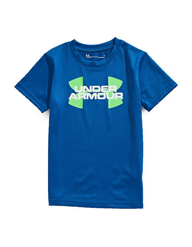 Under Armour Big Logo Short-Sleeve Tee 89945904