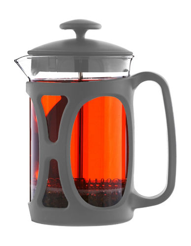 Grosche Basel French Press Coffee Maker-GREY-One Size