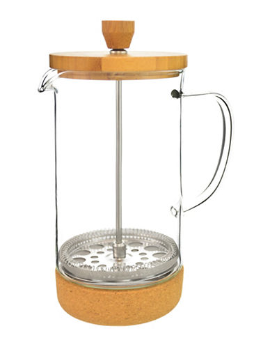 Grosche Melbourne French Press Coffee Maker-NATURAL-One Size