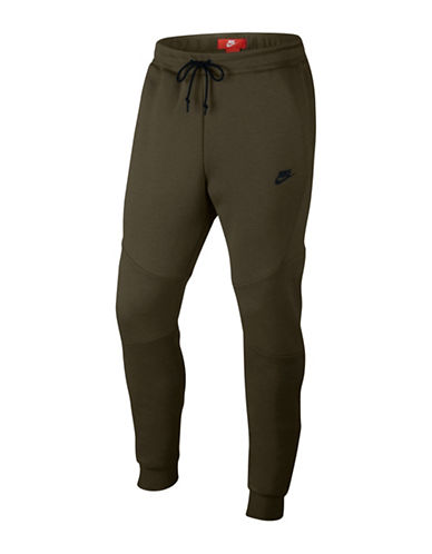 Nike Sportswear Tech Fleece Jogger Pants-DARK LODEN-Small 88655727_DARK LODEN_Small