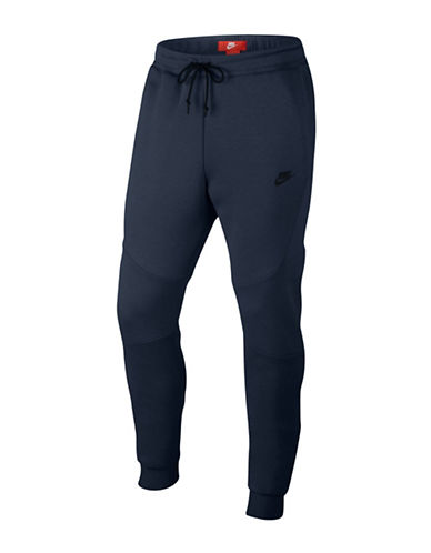 Nike Tech Fleece Jogger Pants-BLUE-Small 88655732_BLUE_Small