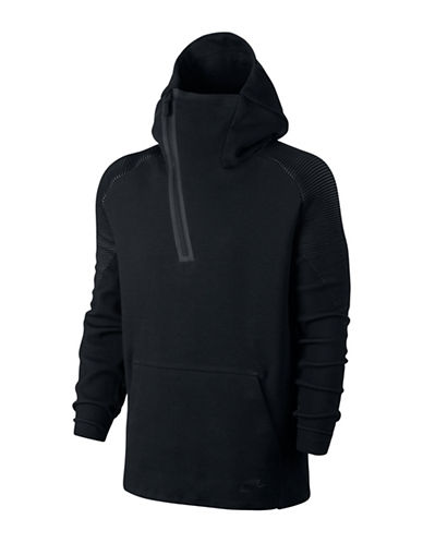 Nike Sportswear Tech Fleece Hoodie-BLACK-Small 88798142_BLACK_Small