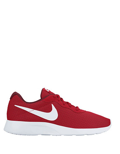 Nike Tanjun Sneakers-RED-11