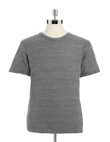 Alternative Heathered Eco-Jersey Crew T-Shirt-ECO GREY-Large