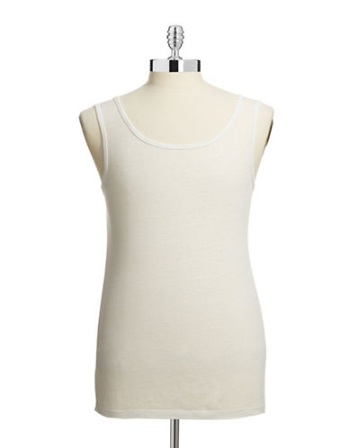 Alternative Burnout Racerback Tank Top-VINTAGE WHITE-Small