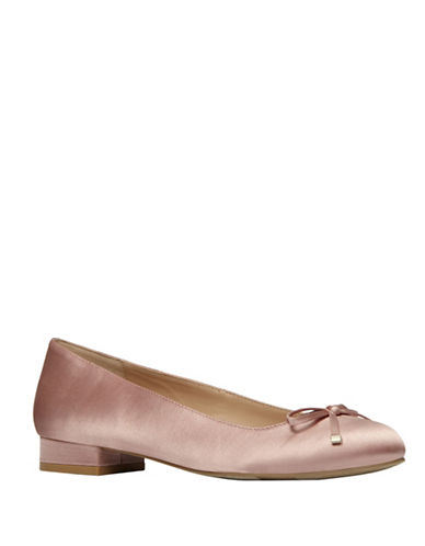 Call It Spring Desarro Ballet Flats-PEACH-10