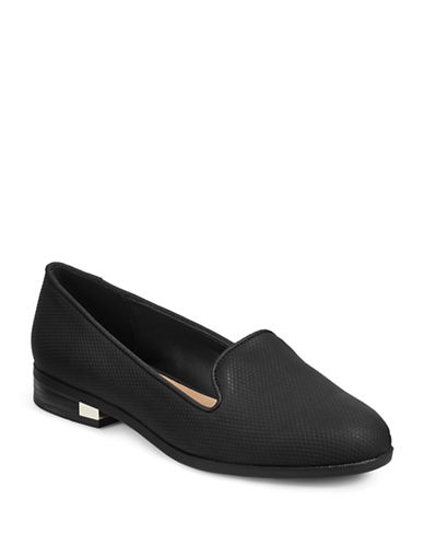 Call It Spring Agrecian Loafers-BLACK-11