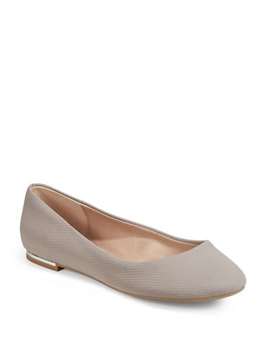 Call It Spring Fibocchi Ballet Flats-GREY-8