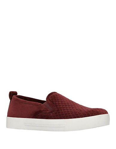 Call It Spring Fiamma Quilted Slip-On Sneakers-DARK PURPLE-8
