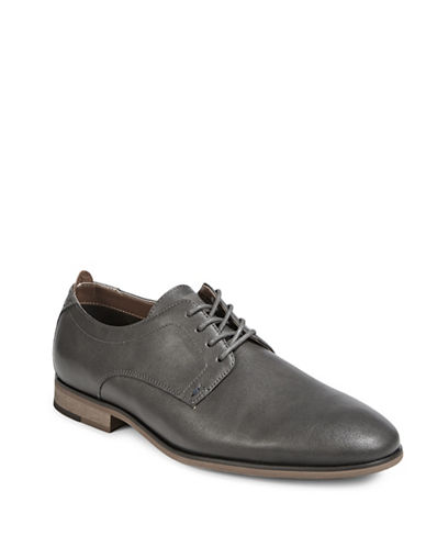 Call It Spring Beornoth Lace-Up Shoes-GREY-9