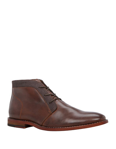 Call It Spring Coccorino Dress Chukka Boots-BROWN-9