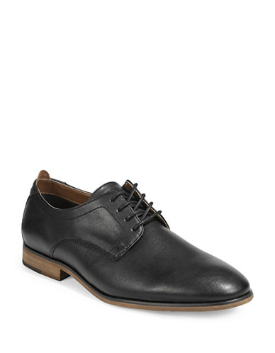 Call It Spring Beornoth Lace-Up Shoes-BLACK-9.5