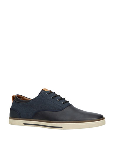 Call It Spring Novyanna Textured Sneakers-NAVY-10.5