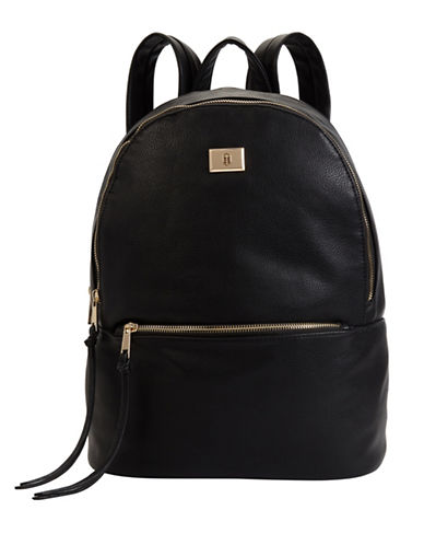 Call It Spring Printed Backpack-BLACK-One Size