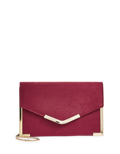 Call It Spring Besta Clutch-PINK-One Size