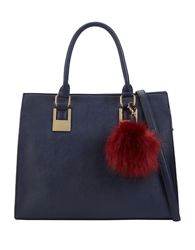 Call It Spring Burnips Tote-BLUE-One Size