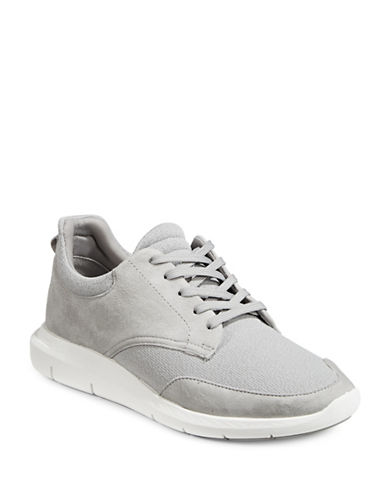 Aldo Sanroman Suede Sneakers-GREY-11
